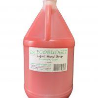 Liquid Hand Soap Strawberry Scent
